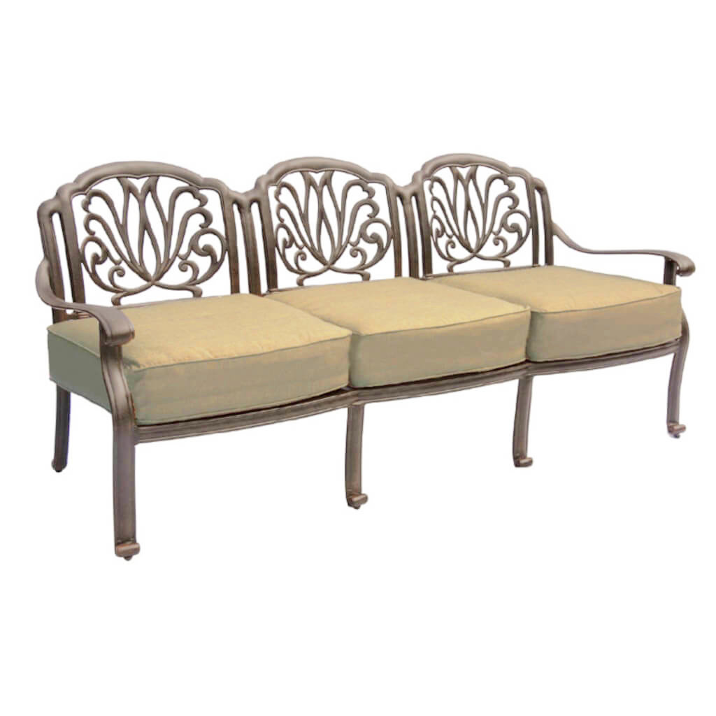 Lillian Three Seater Sofa